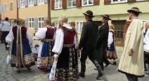 Teilnahme der Nachbarschaft Mattigtal Am Heimattag in Dinkelsbühl 2015
